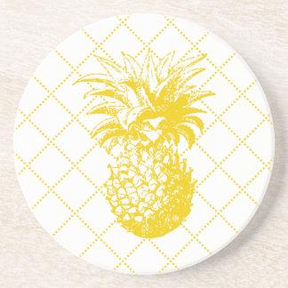 Vintage Pineapple Coaster
