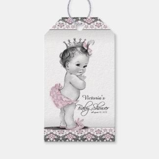 Vintage Pink Princess Baby Shower
