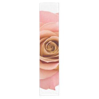 vintage pink rose elegant pretty flower beautiful short table runner