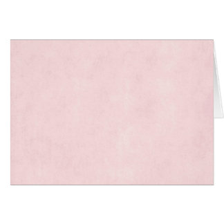 Vintage Pink Rose Parchment Old Paper Background Greeting Card