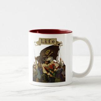 Vintage Pirates of Life 1921 Mug