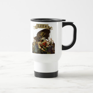 Vintage Pirates of Life 1921 Coffee Mug