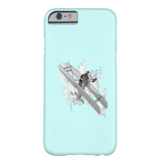 Vintage Plane Barely There iPhone 6 Case