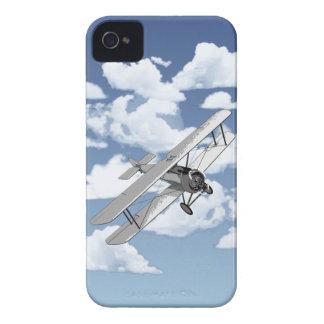 Vintage Plane Case-Mate iPhone 4 Cases