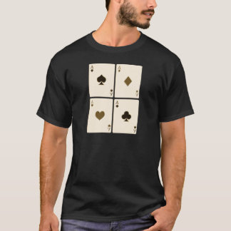 Vintage Playing Cards T-Shirt