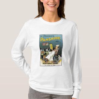 Vintage Pochin's Panshine Enjoy Ample Leisure Ad T-Shirt