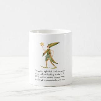 Vintage Poem Gumbo Rhyme Cute Cook Mug