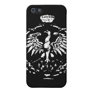 Vintage Polish Crest  Case For The iPhone 5