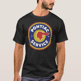 Vintage Pontiac service sign T-Shirt