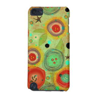 Vintage Poppies Lanscape  iPod Touch 5G Case