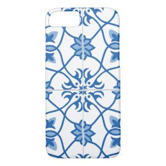 Vintage Portuguese Azulejo Tile Pattern iPhone 8/7 Case