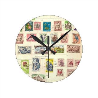 Vintage Postage Clock