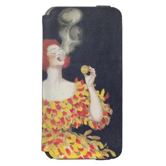 Vintage Poster Cachou Lajaunie Incipio Watson™ iPhone 6 Wallet Case