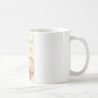 vintage printable carnations ephemera.jpg coffee mug