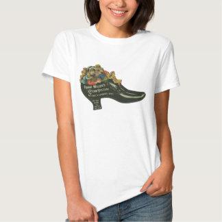 Vintage Product Label, Frank Miller's Shoe Polish T-shirt