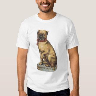 Vintage Pug Tshirts