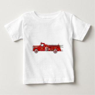 Vintage Pumper Red Baby T-Shirt