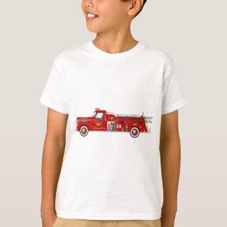 Vintage Pumper Red T-Shirt