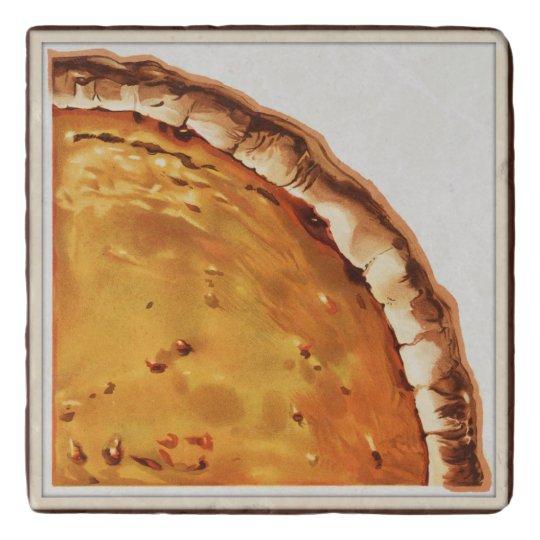 Vintage Pumpkin Pie Trivet