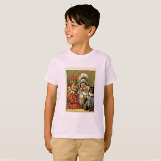 Vintage Punch and Judy Puppets T-Shirt