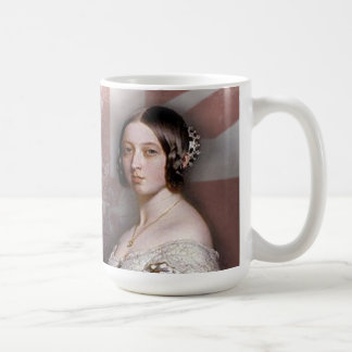Vintage Queen Victoria Coffee Mug