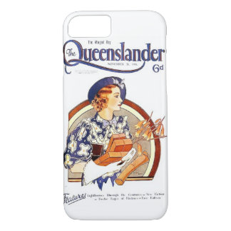 Vintage Queenslander iPhone 7 Case