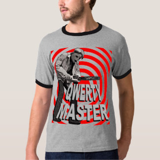 Vintage Qwerty Master Chainsaw Massacre T-Shirt