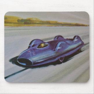 Vintage Racing Car  Mousepad