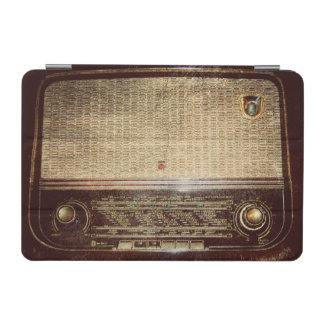 Vintage radio iPad mini cover