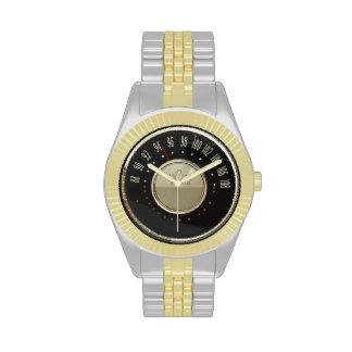 Vintage Radio Dial Wrist Watches