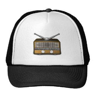 Vintage Radio Trucker Hats