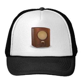 Vintage Radio Mesh Hat
