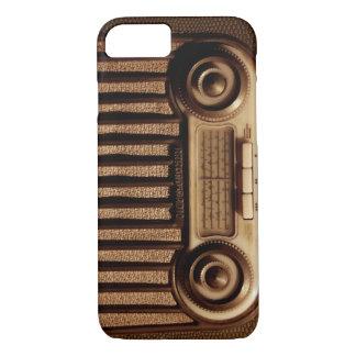 Vintage Radio iPhone 7 Case