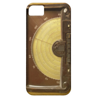 Vintage Radio iPhone Case Barely There iPhone 5 Case