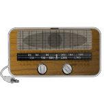 Vintage Radio iPod Speaker