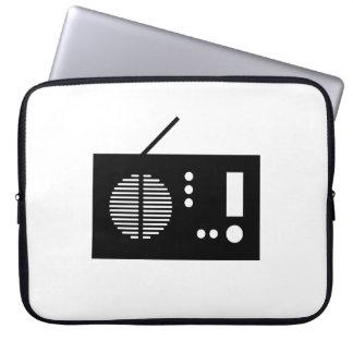 Vintage Radio Computer Sleeves