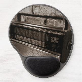 Vintage Radio Mousepad Gel Mouse Pad