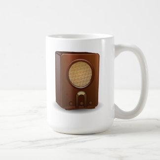 Vintage Radio Mugs