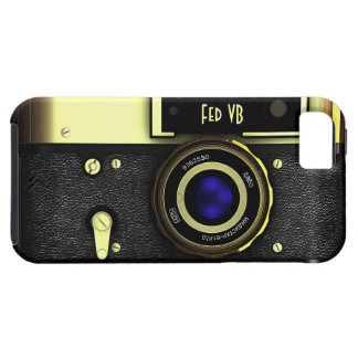 Vintage rangefinder camera Vibe iPhone 5 Cover