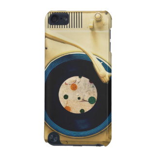 Vintage Record player iPod Touch (5th Generation) Case