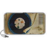 Vintage Record player Portable Speaker