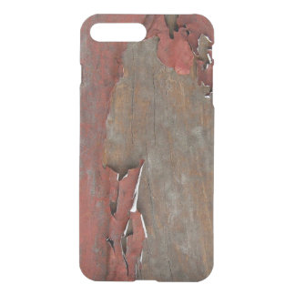Vintage Red Barn Wood iPhone 8 Plus/7 Plus Case