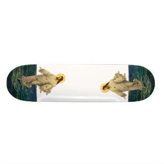 Vintage Religion, Portrait of Jesus Christ Custom Skateboard
