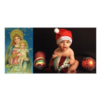 vintage religious photo cards
