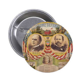 Vintage Republican Party Presidential Campaign 6 Cm Round Badge