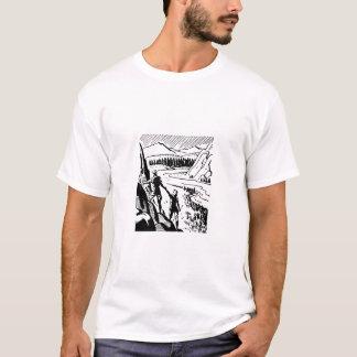 Vintage/Retro Climbers T-Shirt