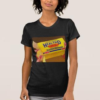 Vintage Retro Kitsch Healtho Margarine Butter Tee Shirt