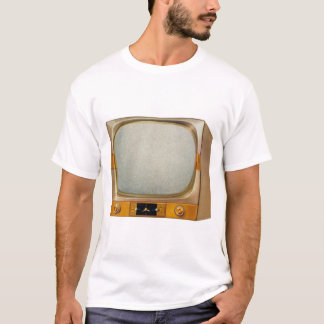 Vintage Retro Kitsch TV Television Set T-Shirt