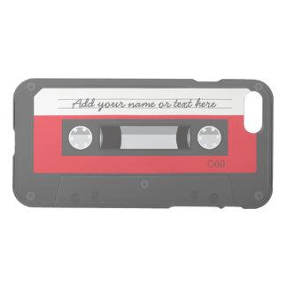 Vintage Retro Music Cassette Tape Funny iPhone 7 Case