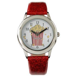 Vintage Retro Popcorn Watch